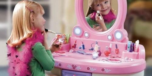 Step2 Fantasy Vanity w/ Mirror & Stool Just $49.88 Shipped at Walmart.com (Regularly $66)