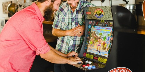 Classic Video Game Arcade Machines Just $209.99 Shipped at Gamestop.com