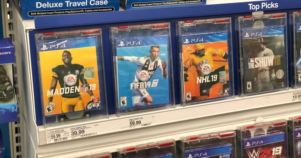 60fa7e31b1e EA Sports Video Games Only $29.99 on Black Friday (Regularly $60 ...
