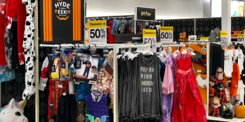50% Off Halloween Clearance at Target Including Costumes, Decor & More (In-Store & Online)