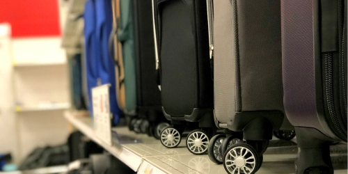 Target Adds Affordable Line of Luggage and Travel Accessories to Made by Design Brand