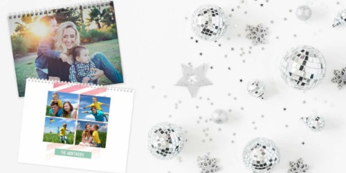Target Photo Personalized Calendar Only $9.99 Shipped (Regularly $20)