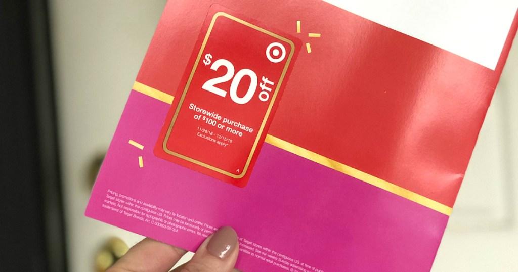 target mailer coupon