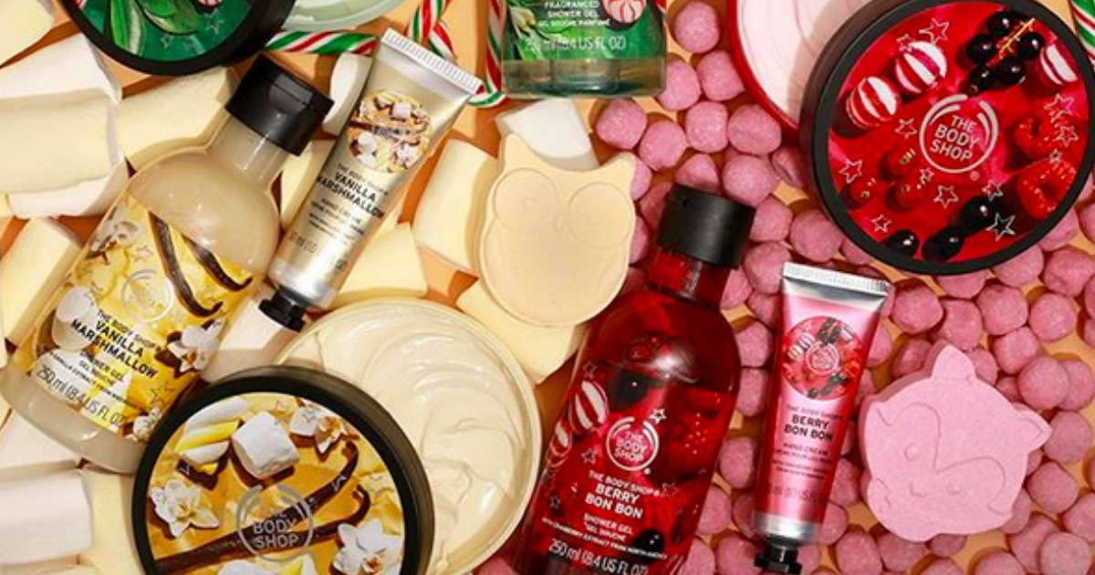 The Body Shop Seasonal Bath Bombs as Low as 83¢ Shipped (Perfect Stocking Stuffers)