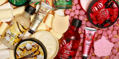 The Body Shop Seasonal Bath Bombs Only $1 Shipped (Perfect Stocking Stuffers)