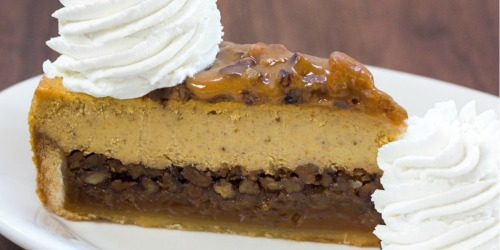FREE Candy Bar Cheesecake Slice w/ $30 Purchase at Cheesecake Factory