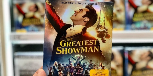 TONS of Blu-ray Movies Only $8.99 at Best Buy (The Greatest Showman, Smallfoot & More)