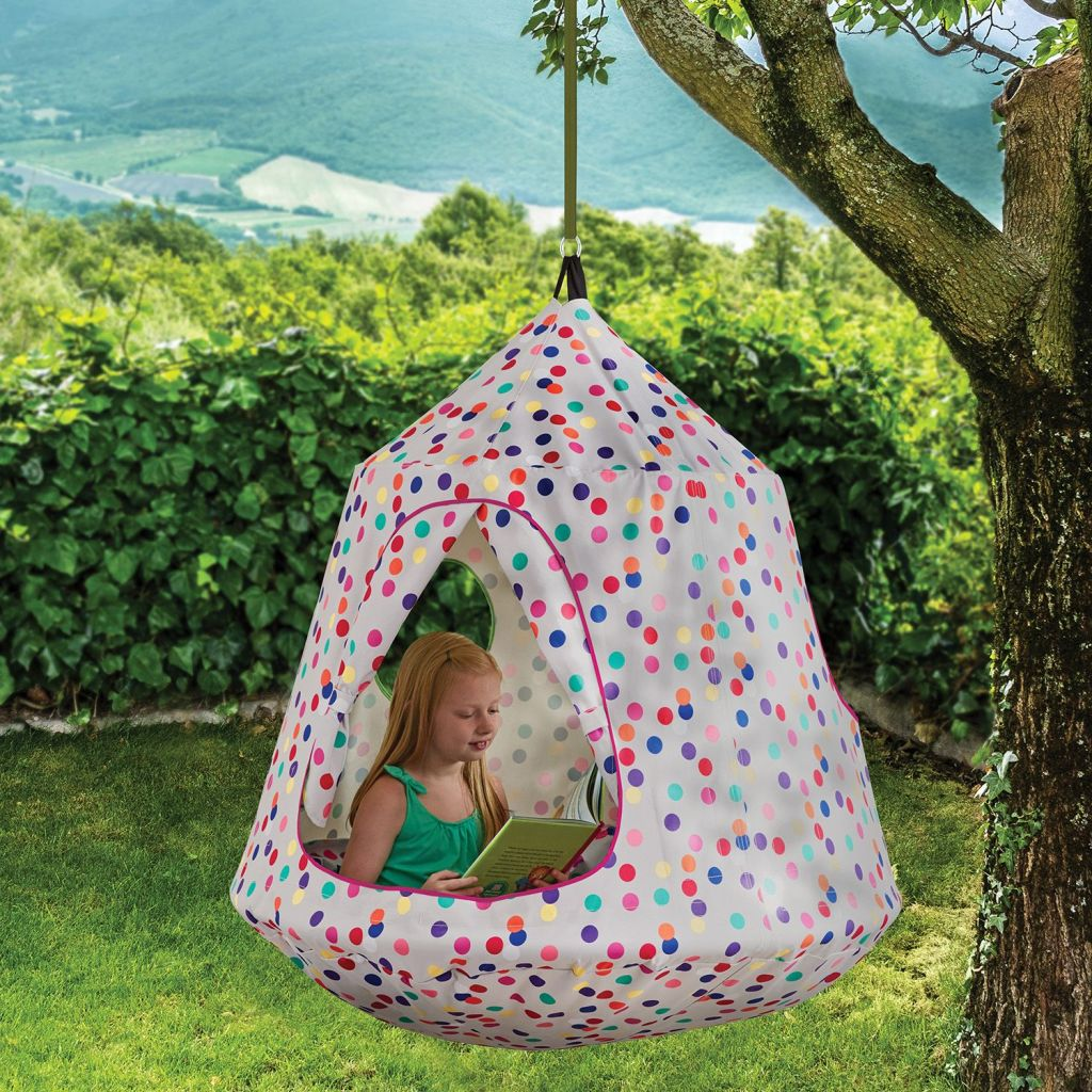 The Hangout POD Kids Hanging Tent