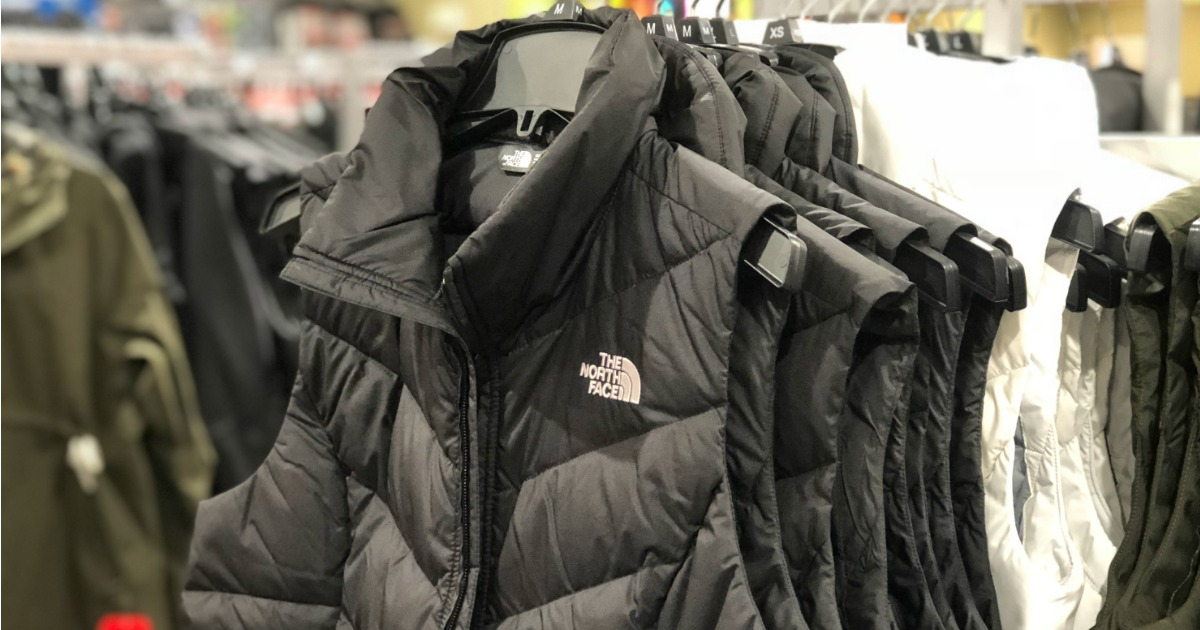 dicks sporting goods black friday 2018 deals – The North Face vests