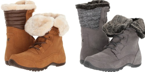 Rare 10% Off 6PM.com Order AND Free Shipping = Over 50% Off The North Face Snow Boots & More