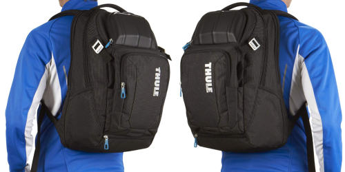 Amazon: Thule Crossover Backpack Only $69.99 Shipped (Regularly $115)