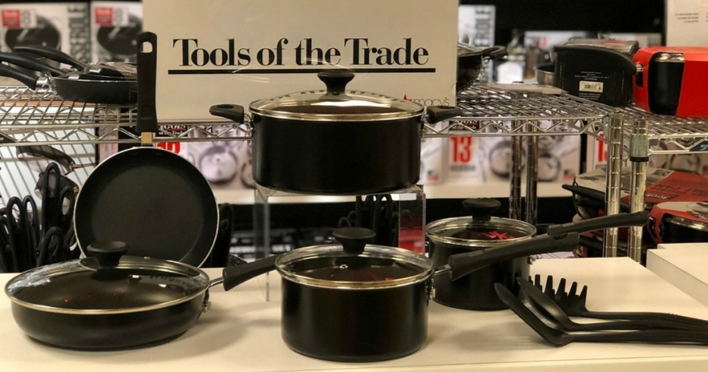 Tools of the Trade at Macy's