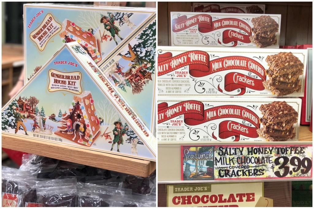 Trader Joes holiday kits