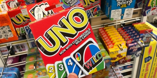 UNO Card Game Only $3.39 Shipped (Regularly $10)