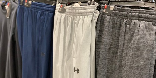 Up to 50% Off Men's Under Armour Apparel