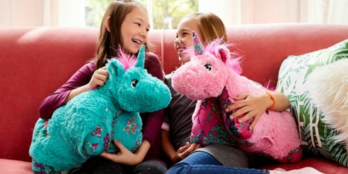 Up to 35% off Pillow Pets + Free Shipping (Unicorn, Paw Patrol, Disney, & More)