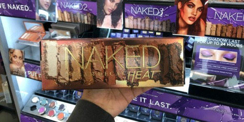 Urban Decay Naked Heat Palette Only $27 Shipped (Regularly $54) + Get $10 Macy's Money