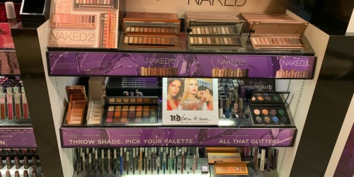 Up to 80% Off Cosmetics at Nordstrom Rack (Urban Decay, Laura Mercier, MAC & More)