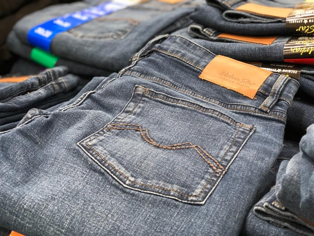 Urban Star Men's jeans at Costco