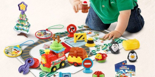 Amazon: VTech Go! Go! Smart Wheels Advent Calendar Only $9.99 Shipped (Regularly $25)