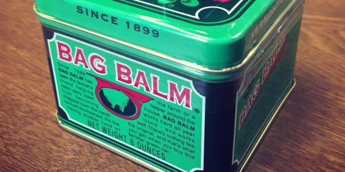 Vermont's Original Bag Balm Ointment Only $4.47 Shipped at Amazon (Great Reviews)
