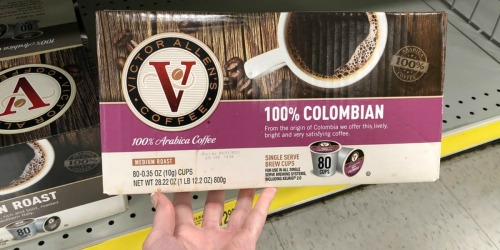 Victor Allen 80ct K-Cups Only $12.39 at Office Depot (Just 15¢ Per K-Cup)