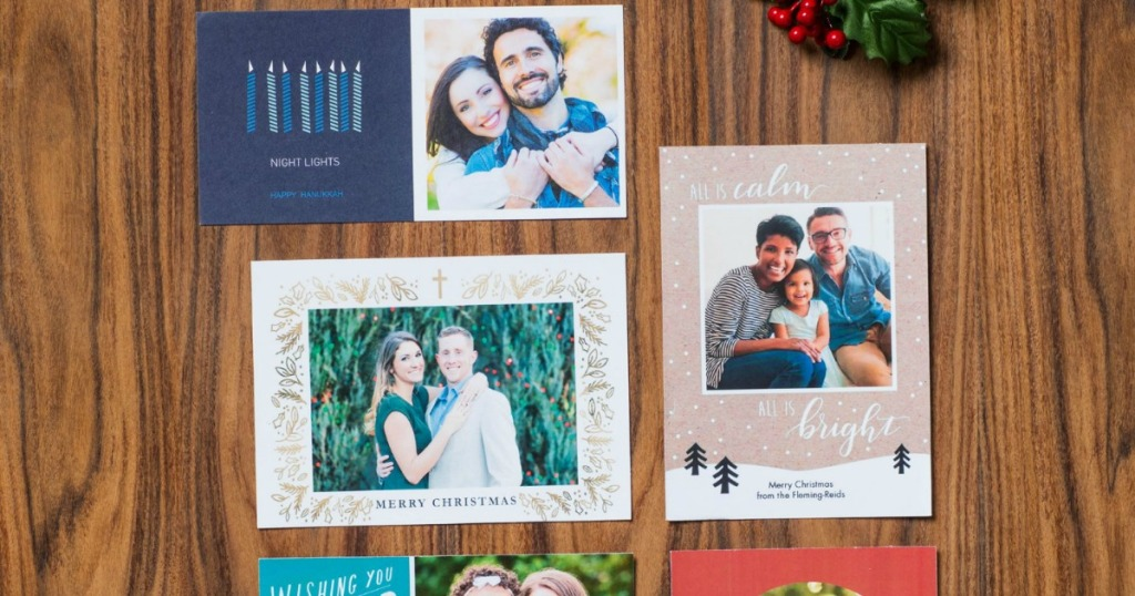 Buy 1 & Get 2 Free Holiday Card Sets + Free Walgreens Store Pick Up ...