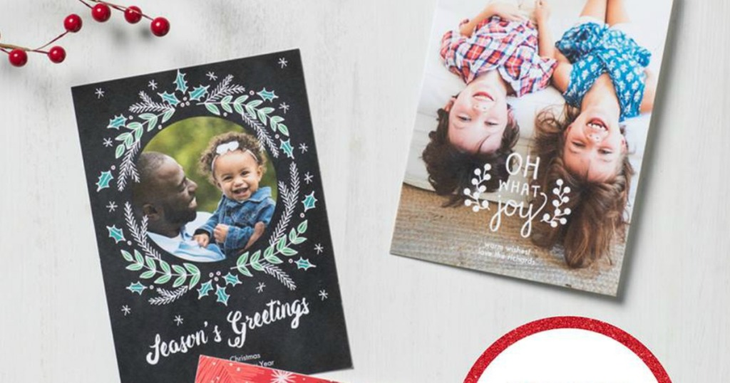Buy 1 & Get 2 Free Holiday Card Sets + Free Walgreens Store Pick Up ...