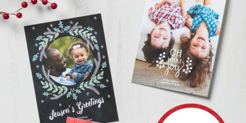 Buy 1 & Get 2 Free Holiday Card Sets + Free Walgreens Store Pick Up = Photo Cards Just 33¢ Each