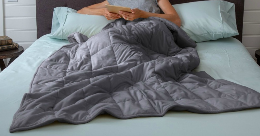 The Best Weighted Blankets Reviews And Deals For 2018