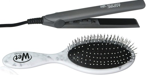 Wet Brush Flat Iron Combo Set as Low as $14 Shipped on Amazon + More