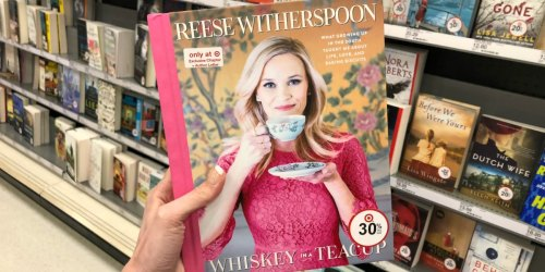HOT Buys on Hardcover Books at Target & Amazon (Whiskey in a Teacup, Magnolia Table & More)