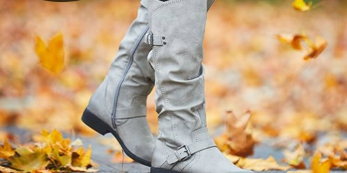 White Mountain Lida Boots Only $39.49 On Zulily (Regularly $100)
