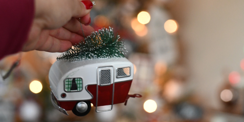 Free Holiday Ornament for Select World Market Rewards Members – $8 Value (Today Only)