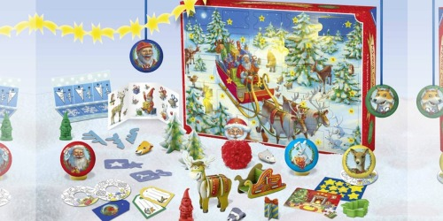 Target.com: Ravensburger World of Creativity Advent Calendar as Low as $16.66 Each Delivered & More