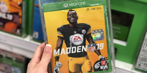 EA Sports XBOX One Digital Download Codes Only $30 on Amazon (Madden NFL 19, FIFA 19 & More)