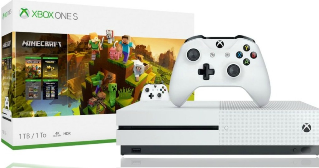Xbox One S 1TB Bundles Only $199 Shipped (Regularly $300