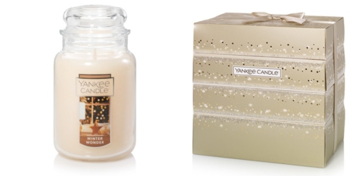 Yankee Candle: 50% Off Countdown Calendar + $5 Large 2 Wick Candle