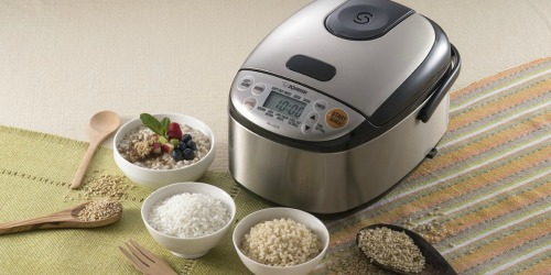 Zojirushi Rice Cooker Only $84.99 Shipped at Amazon (Regularly $150) + More