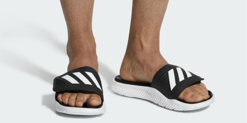 adidas Alphabounce Basketball Slides Only $14.44 Shipped (Regularly $35)