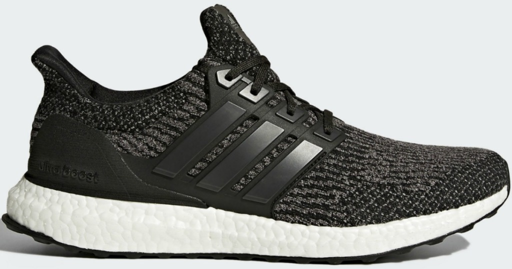 Adidas Men s Ultra Boost Shoes AND 3 Pairs of Socks Only  89 Shipped  (Regularly  216)   More 05222e42f