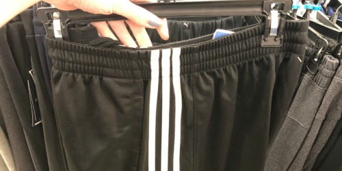 Adidas Men's 3-Stripe Pants Just $12.60 Shipped (Regularly $35)