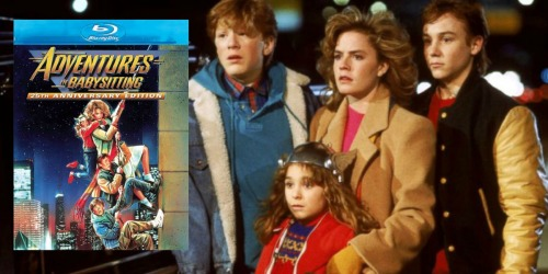 Adventures in Babysitting 25th Anniversary Blu-ray Just $5.99 Shipped