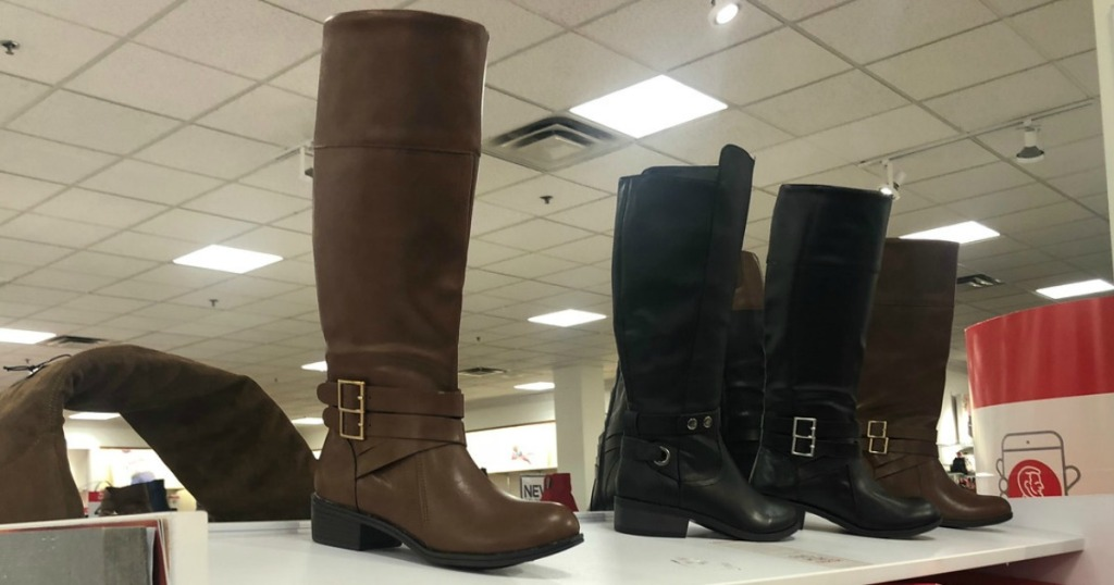 67626bae1d2f JCPenney  Women s Boots Only  18.74 (Regularly  80)   Much More ...