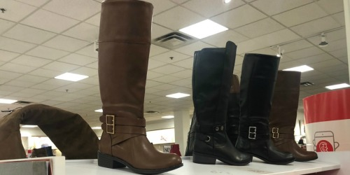 JCPenney: Women's Boots Only $18.74 (Regularly $80) & Much More