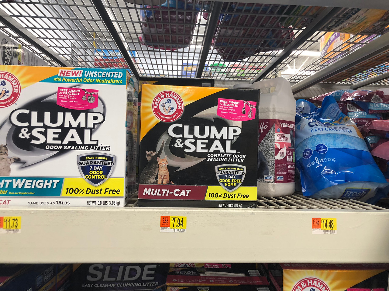 picture about Cat Litter Printable Coupons identified as Higher Importance $2/1 Arm Hammer or Feline Pine Cat Clutter