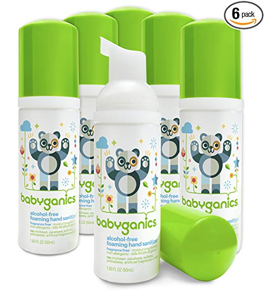 Amazon Over 40 Off Babyganics Items Free Shipping