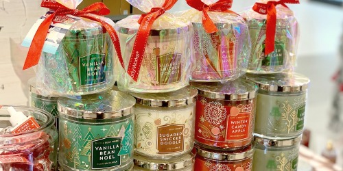 Bath & Body Works Candle Day Sale
