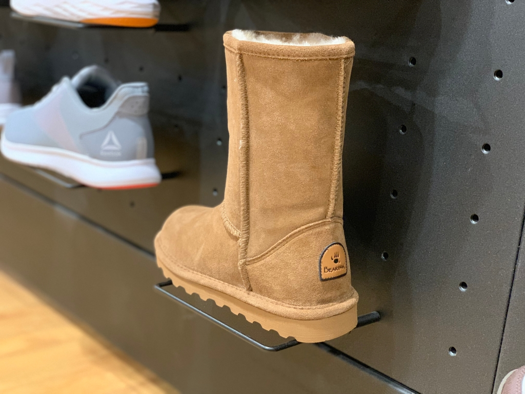 bearpaw EVA boots