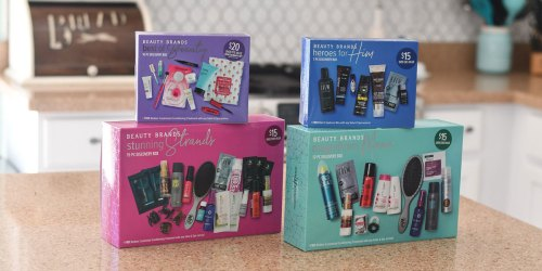 Beauty Brands Discovery Boxes as Low as $7.49 Each (Great Stocking Stuffers)